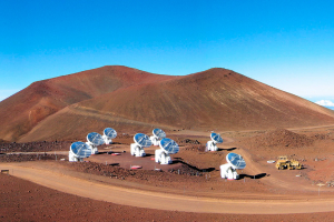 Submillimeter Array (SMA)