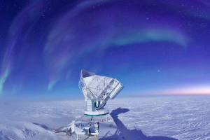 South Pole Telescope (SPT)